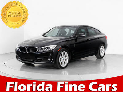 Used BMW 3-SERIES 2015 WEST PALM 335I XDRIVE GT