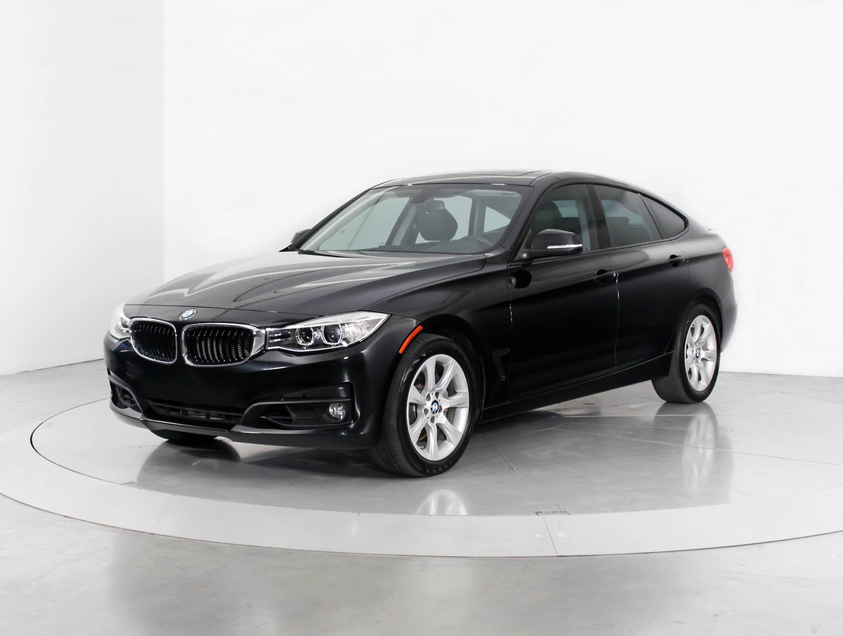 Used 2015 Bmw 3 Series 335i Xdrive Gt Hatchback For Sale In West