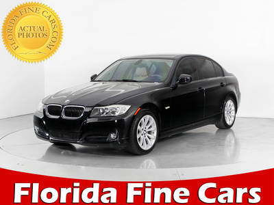 Used BMW 3-SERIES 2011 WEST PALM 328I SULEV