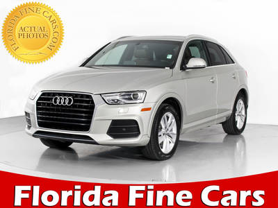 Used AUDI Q3 2016 WEST PALM Premium Plus Sport