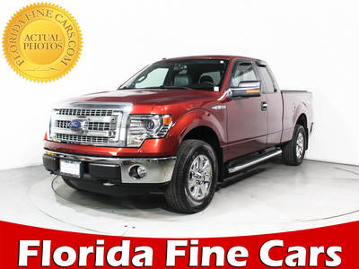 Used FORD F-150 2014 MIAMI Xlt