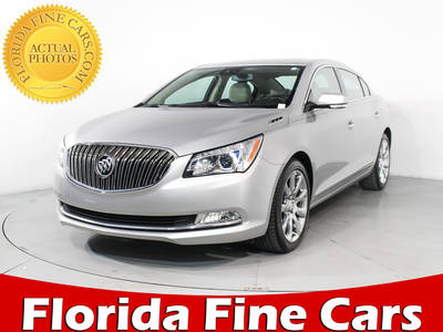 Used BUICK LACROSSE 2014 WEST PALM Premium 1
