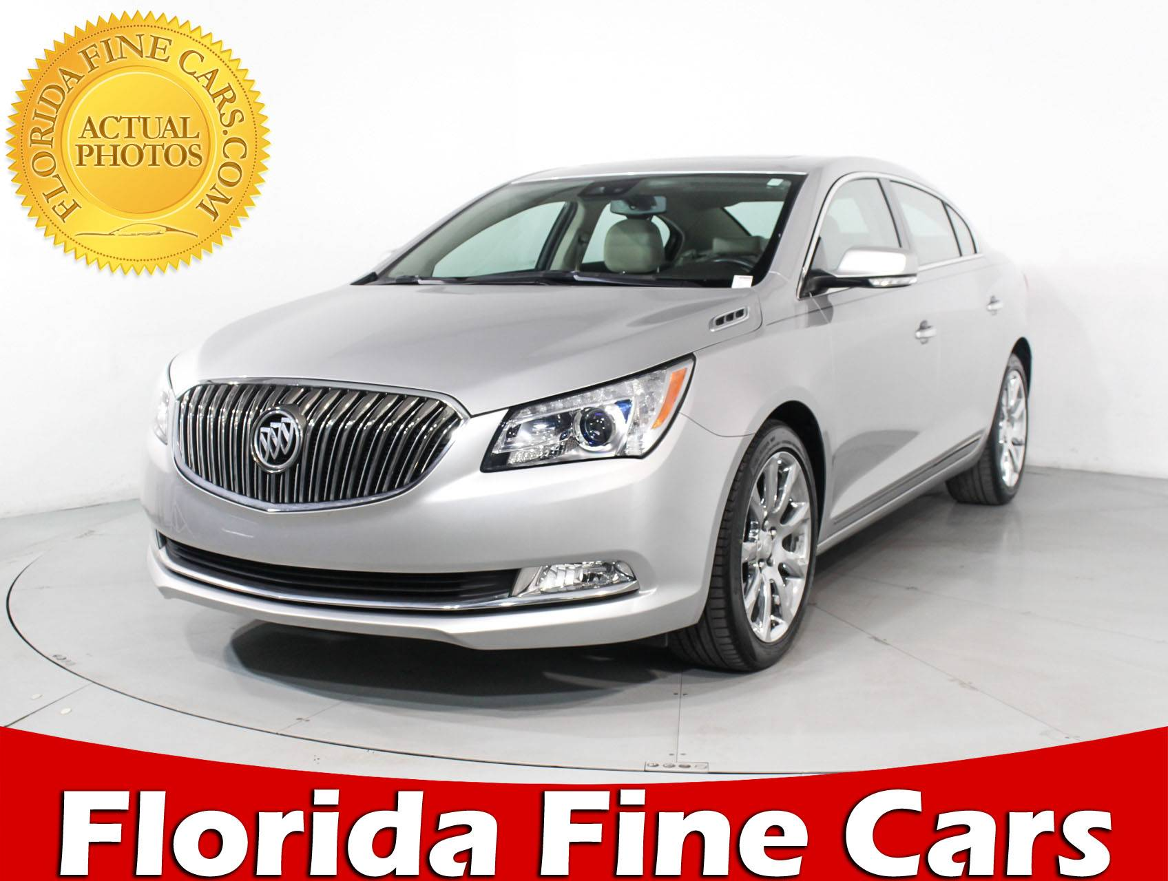 Used 2017 Buick Lacrosse Premium 1 Sedan For In West Palm Fl 90595 Florida Fine Cars