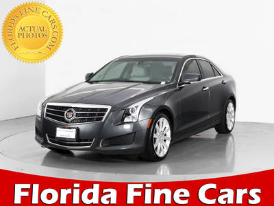 Used CADILLAC ATS 2014 WEST PALM LUXURY