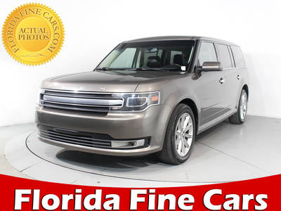 Used FORD FLEX 2014 MARGATE LIMITED