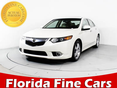 Used ACURA TSX 2011 MIAMI