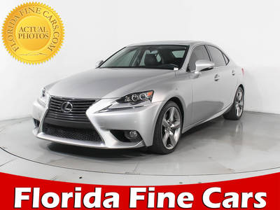 Used LEXUS IS-350 2014 MIAMI