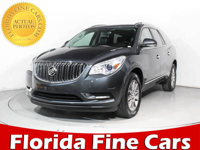 Used BUICK ENCLAVE 2014 MIAMI CONVENIENCE