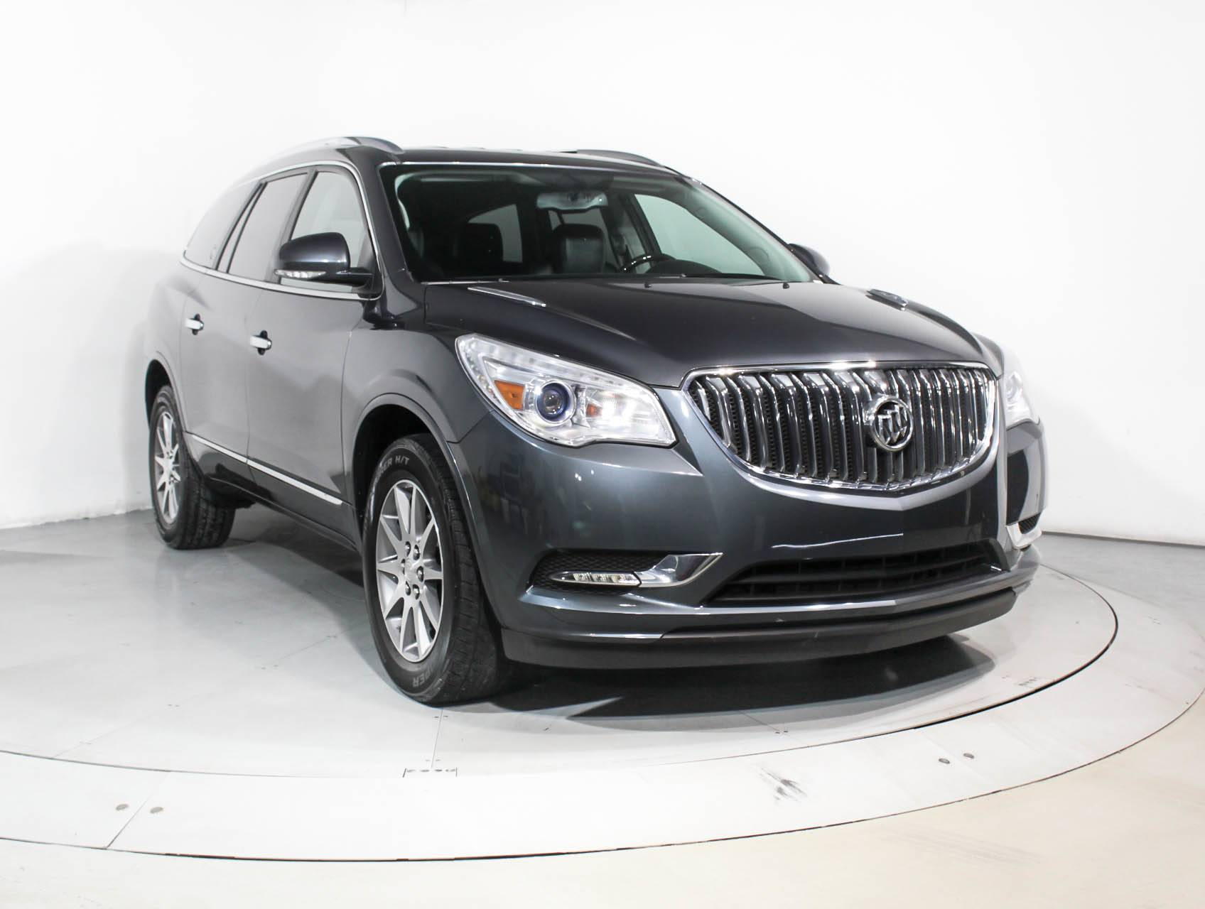cars buick trend enclave front reviews rating fwd and convenience motor suv angular
