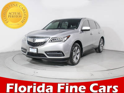 Used Acura Mdx For Sale In Miami Hollywood West Palm Beach - Acura of west palm beach