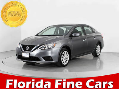 Used NISSAN SENTRA 2016 WEST PALM S