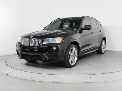 Used BMW X3 2014 HOLLYWOOD Xdrive35i M Sport