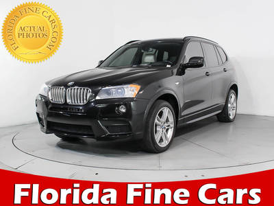 Used BMW X3 2014 MIAMI Xdrive35i M Sport