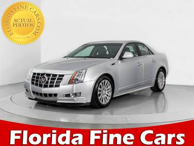 Used CADILLAC CTS 2012 WEST PALM