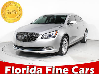 Used BUICK LACROSSE 2014 MARGATE LEATHER