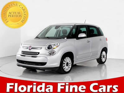 Used FIAT 500L 2014 WEST PALM EASY