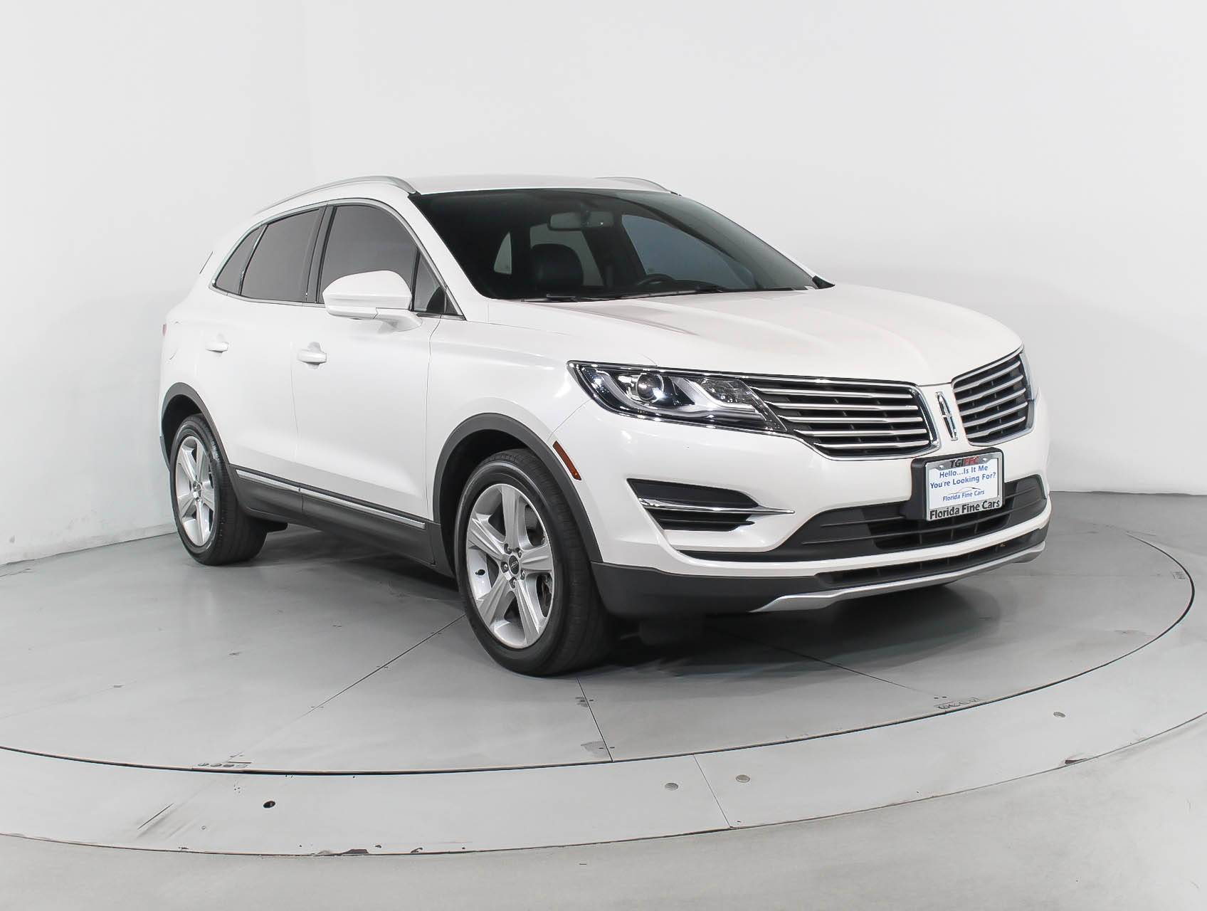 mkc owned fwd suv austin lincoln sport pre inventory utility base used in
