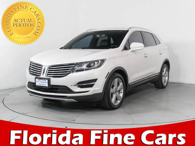 Used LINCOLN MKC 2015 MIAMI