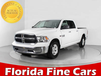 Used RAM 1500 2017 WEST PALM SLT