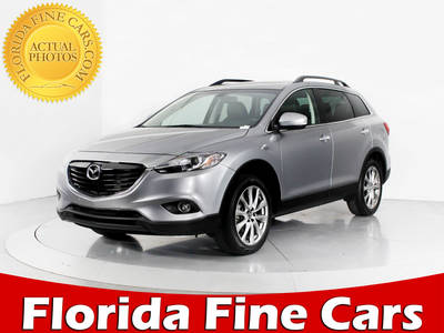 Used MAZDA CX-9 2014 WEST PALM GRAND TOURING
