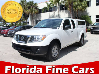 Used NISSAN FRONTIER 2014 WEST PALM S