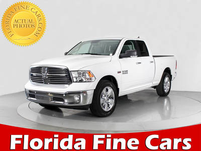 Used RAM 1500 2017 WEST PALM Big Horn
