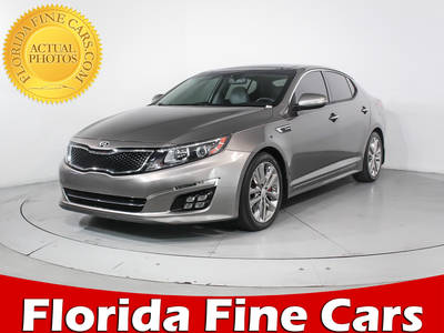 Used KIA OPTIMA 2015 MIAMI Sx Turbo