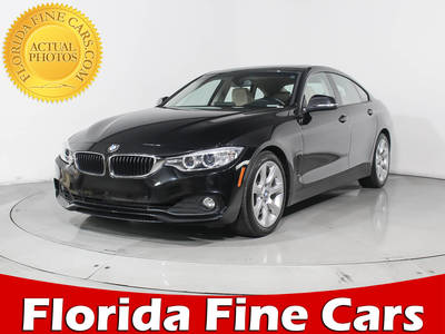 Used BMW 4-SERIES 2015 MIAMI 435I GRAN COUPE