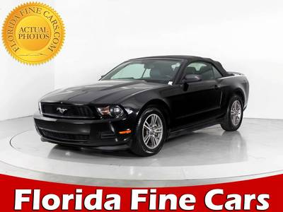 Used FORD MUSTANG 2012 WEST PALM