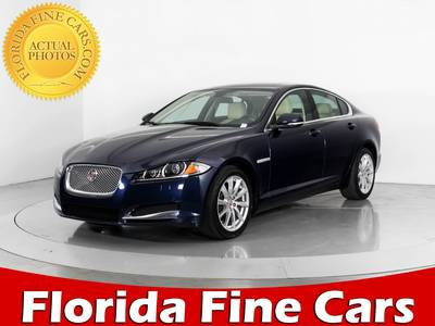Used JAGUAR XF 2015 WEST PALM Premium