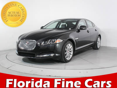 Used JAGUAR XF 2015 HOLLYWOOD Premium