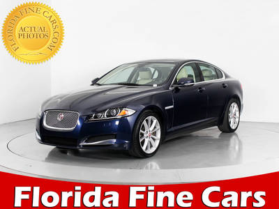 Used JAGUAR XF 2015 WEST PALM Portfolio
