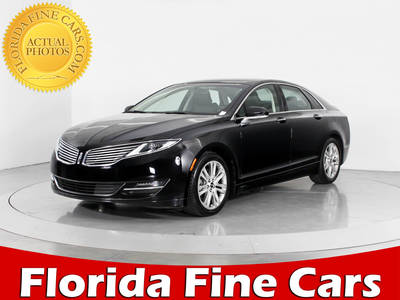Used LINCOLN MKZ 2016 WEST PALM Awd