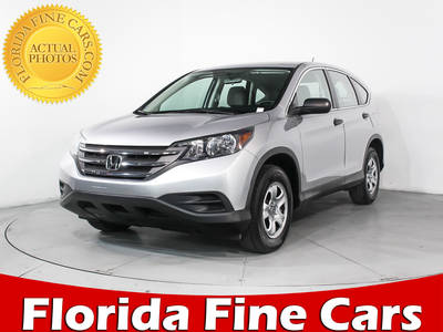 Used HONDA CR-V 2014 MIAMI LX