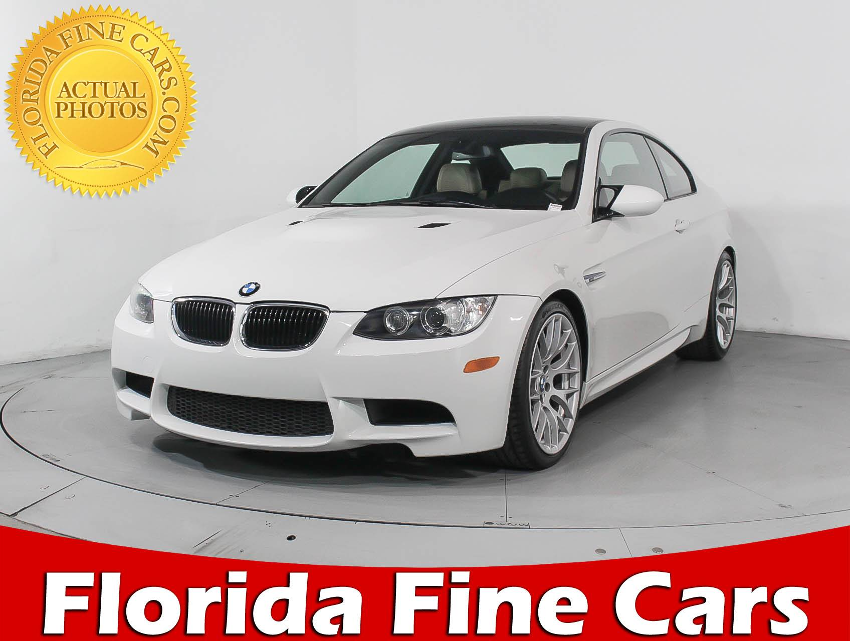Used 2013 Bmw M3 Competition Coupe For Sale In Miami Fl