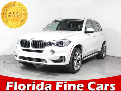 Used BMW X5 2015 HOLLYWOOD Sdrive35i Luxury