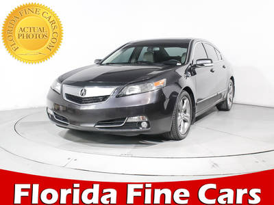 Used ACURA TL 2012 MIAMI ADVANCE PKG.