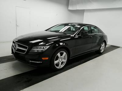 Used MERCEDES-BENZ CLS-CLASS 2014 WEST PALM CLS550 4MATIC
