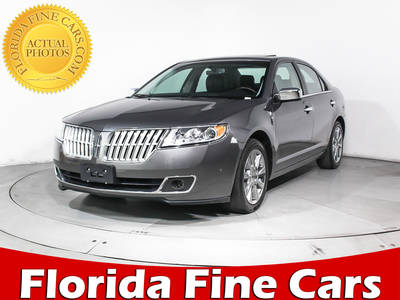 Used LINCOLN MKZ 2012 MIAMI