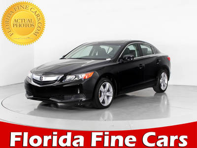 Used ACURA ILX 2015 WEST PALM
