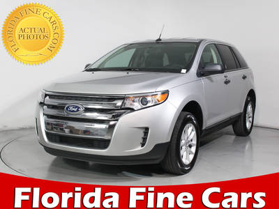 Used FORD EDGE 2014 MIAMI SE