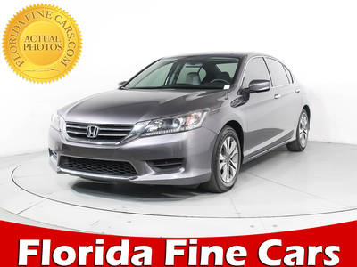 Used HONDA ACCORD 2015 MIAMI LX