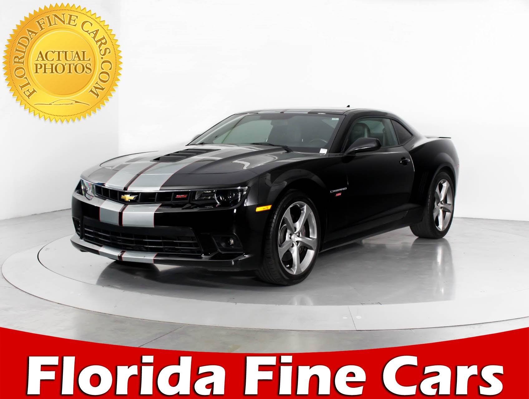 Used 2014 CHEVROLET CAMARO 2SS Coupe for sale in WEST PALM, FL ...