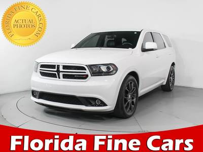 Used DODGE DURANGO 2015 MIAMI R/t