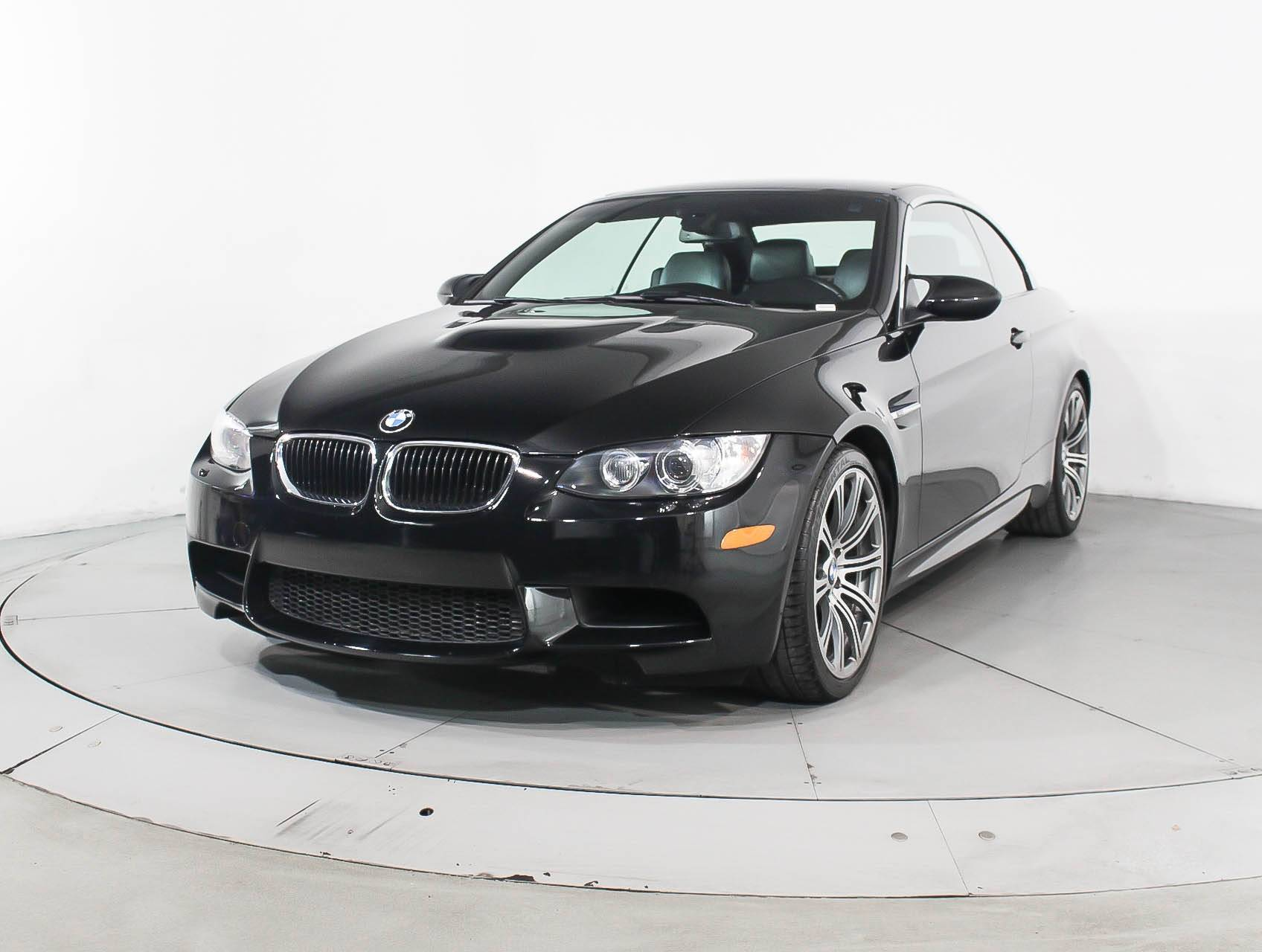 Used 2013 Bmw M3 Convertible Convertible For Sale In Wholesale Fl
