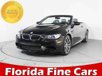 Used BMW M3 2013 MIAMI Convertible