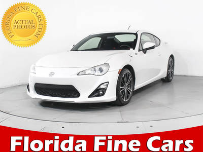 Used SCION FR-S 2013 HOLLYWOOD