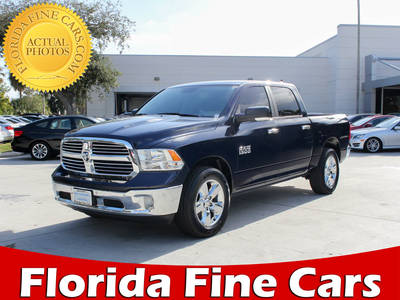 Used RAM 1500 2016 WEST PALM Slt Big Horn 4x4
