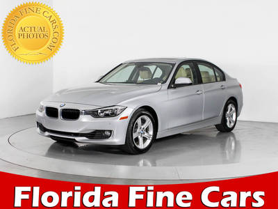 Used BMW 3-SERIES 2014 WEST PALM 328I
