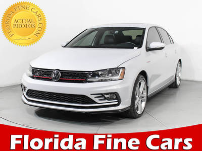 Used VOLKSWAGEN JETTA 2017 HOLLYWOOD Gli